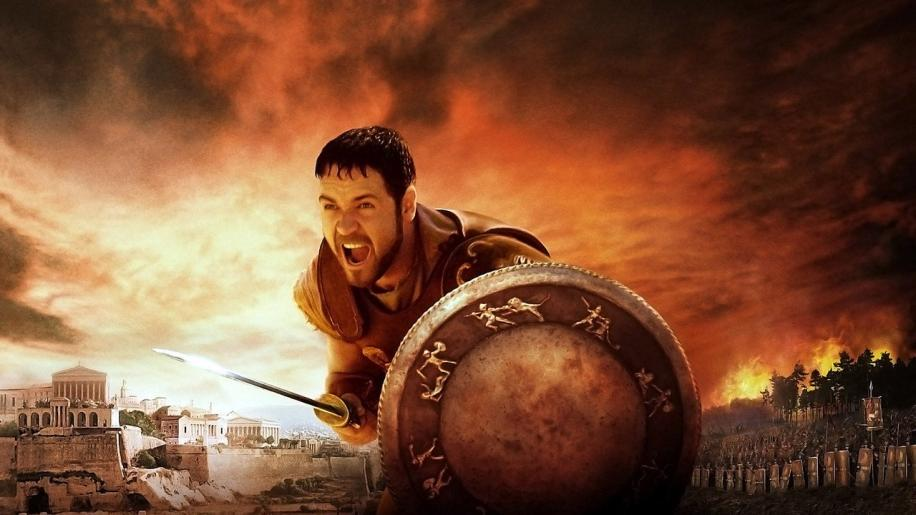 Gladiator Extended Edition DVD Review