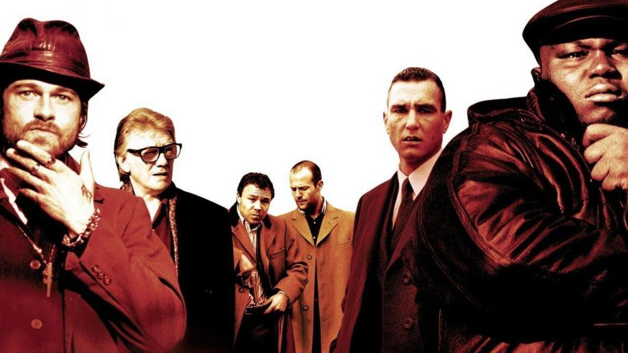 Snatch. Review