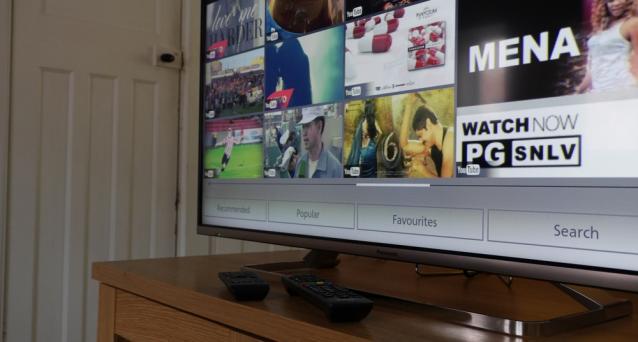 Panasonic AX630 (TX-48AX630) Ultra HD 4K TV Review
