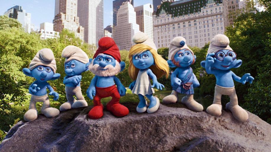 The Smurfs Review