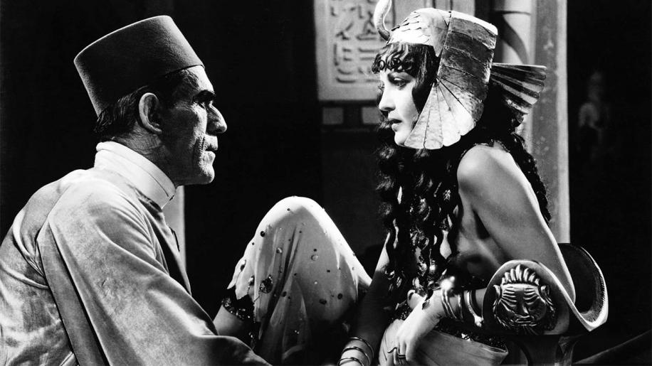 The Mummy - 75th Anniversary Edition DVD Review