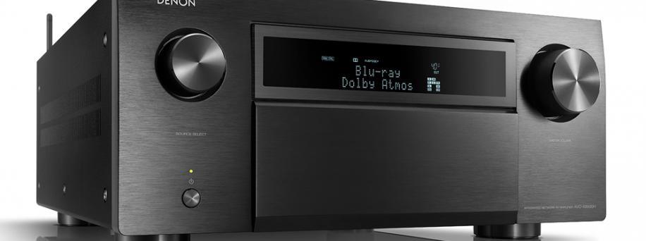 Denon AVC-X8500H 13.2 Channel AV Amplifier Review