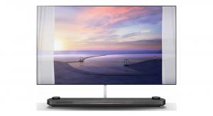 LG 65W8V Wallpaper OLED 4K TV Preview