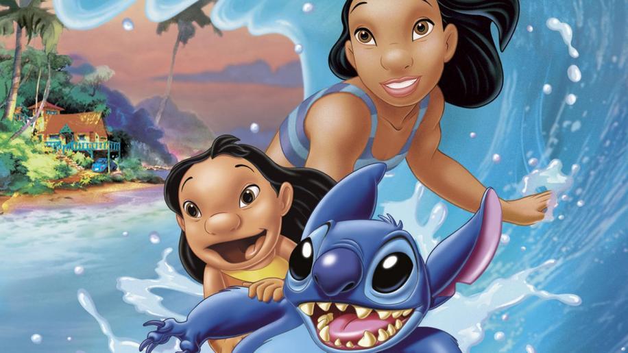 Lilo & Stitch DVD Review