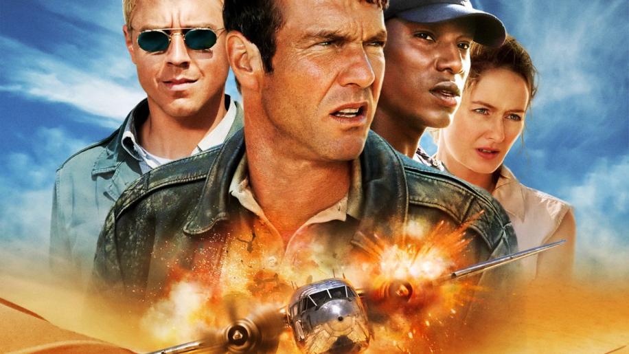 Flight Of The Phoenix DVD Review