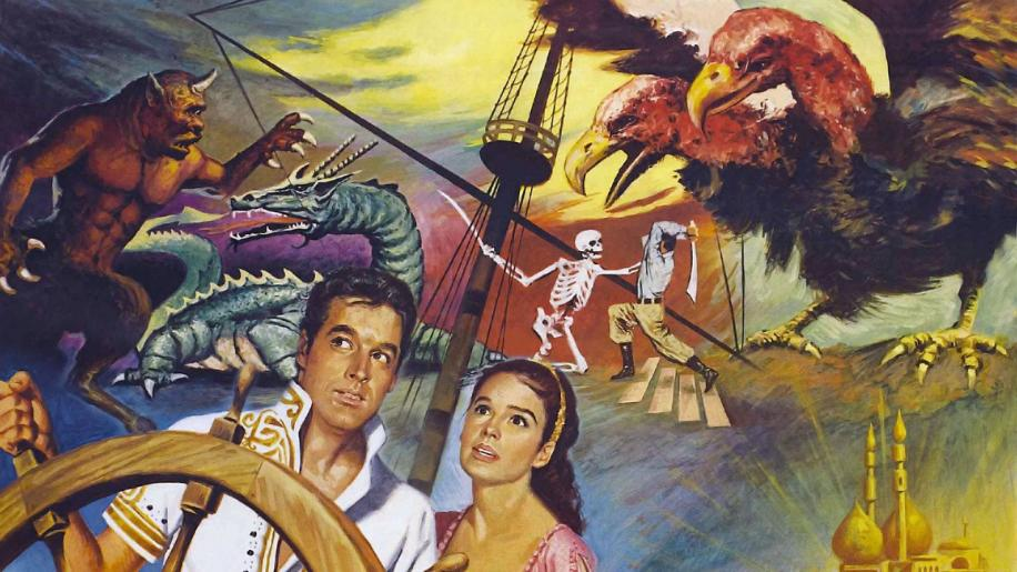 The 7th Voyage of Sinbad Review