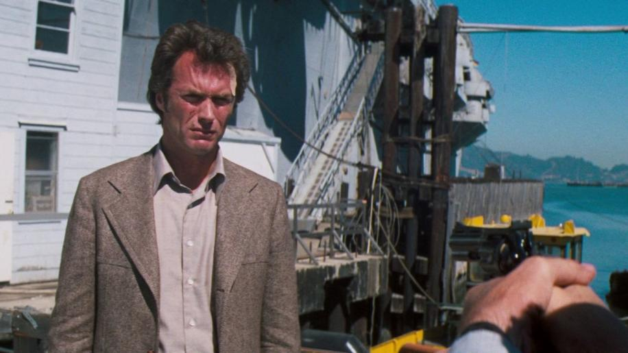 The Dirty Harry Collection DVD Review