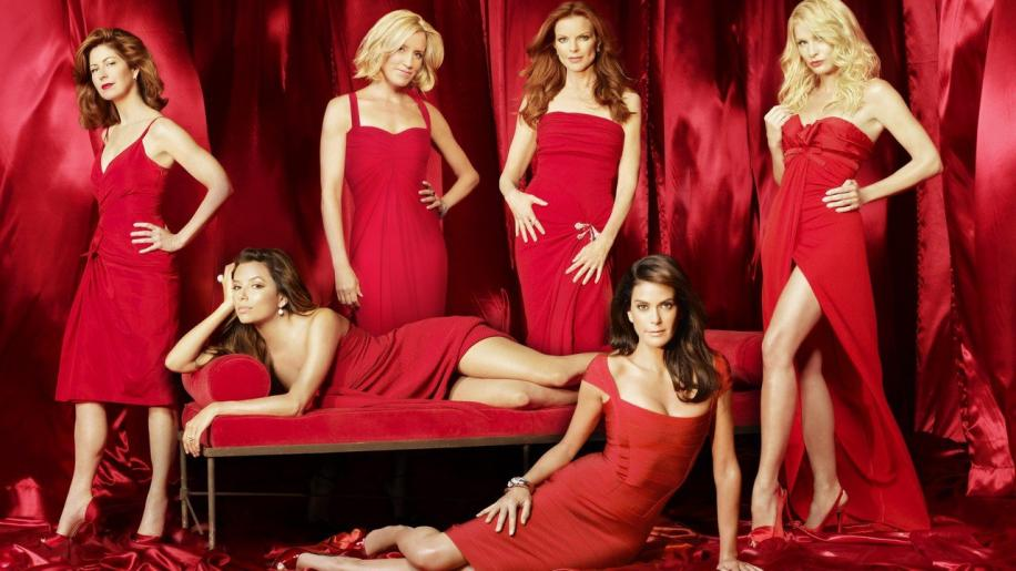 Desperate Housewives: Season 1 DVD Review