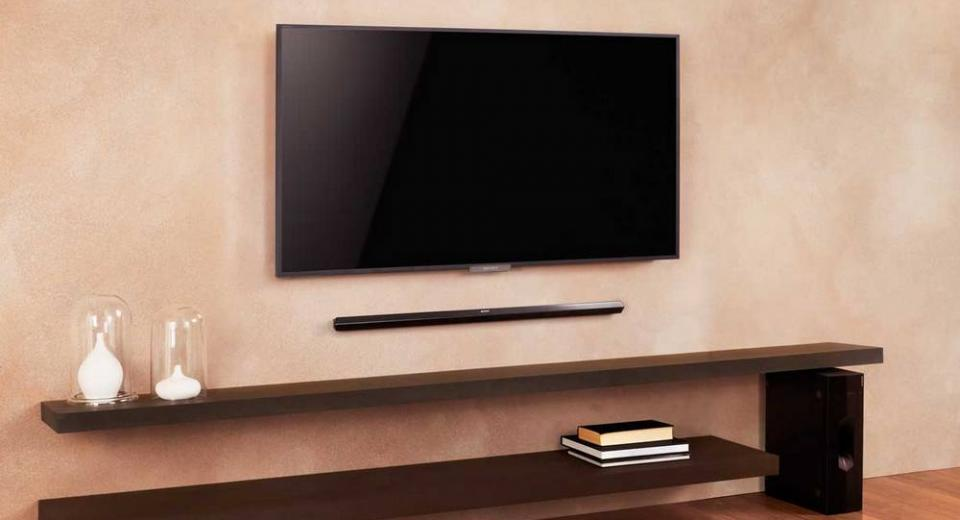 why use a soundbar or speakerbase rather than your tvs. Black Bedroom Furniture Sets. Home Design Ideas