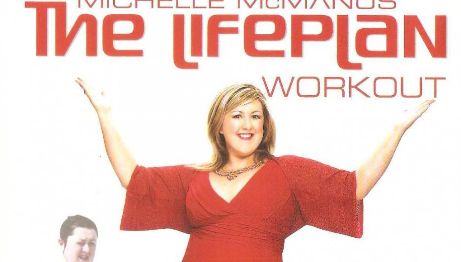 Michelle McManus The Lifeplan DVD Review