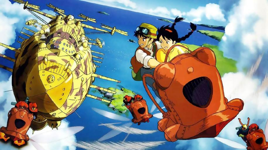 Castle in the Sky Review