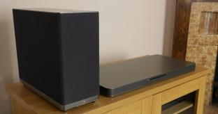 LG SoundPlate (LAB540) All-in-One System Review