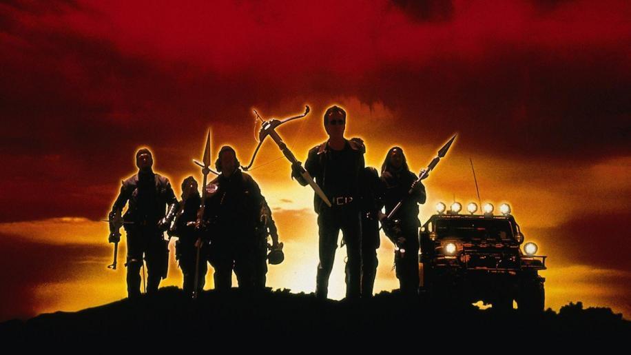 Vampires: Superbit DVD Review
