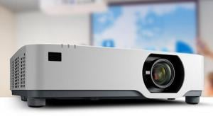 NEC launches NEC P525WL and P525UL low noise projectors