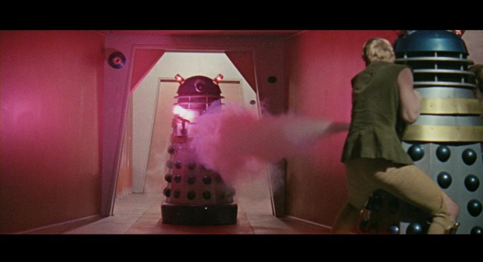 Dr. Who and the Daleks Review