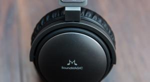 SoundMAGIC P55 Vento Headphones Review