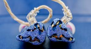 QDC Blue Dragon earphones on sale in UK