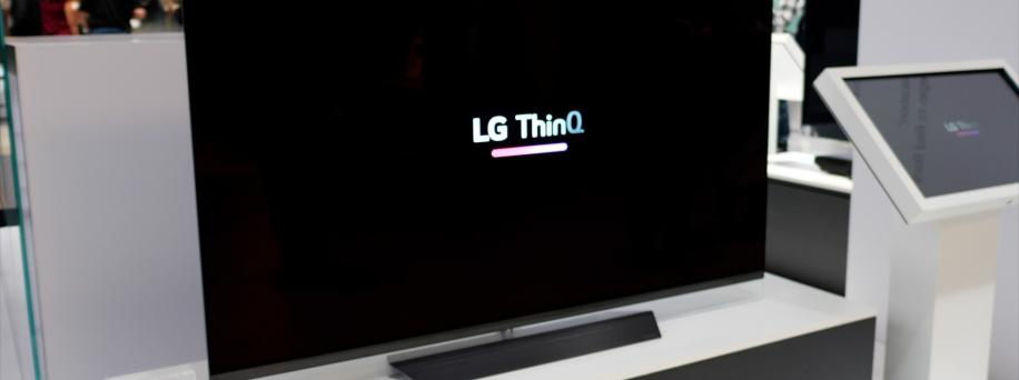 CES 2018 News: LG discuss OLED and SUPER UHD TV line-up