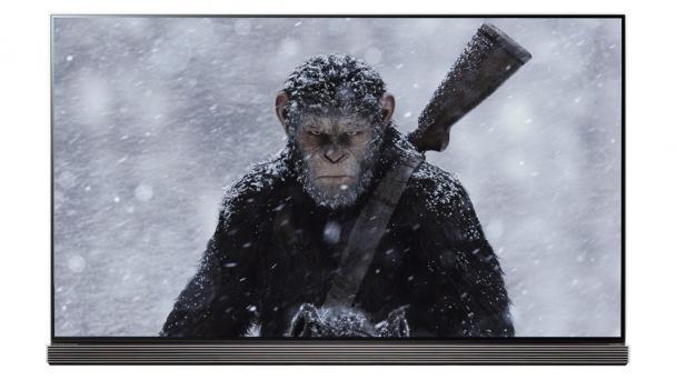 LG 65G7 4K OLED TV Review