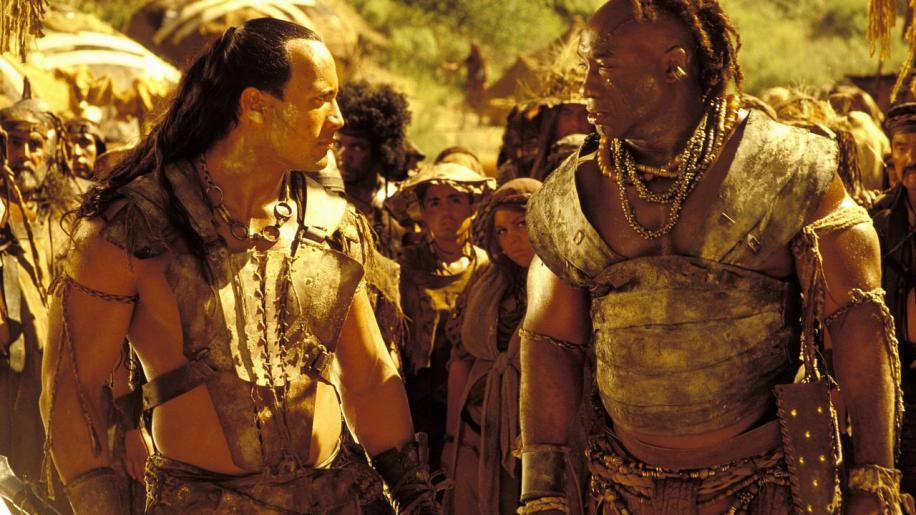The Scorpion King DVD Review