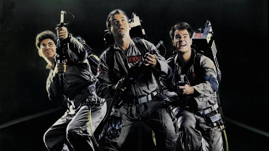 Ghostbusters 1&2 DVD Review