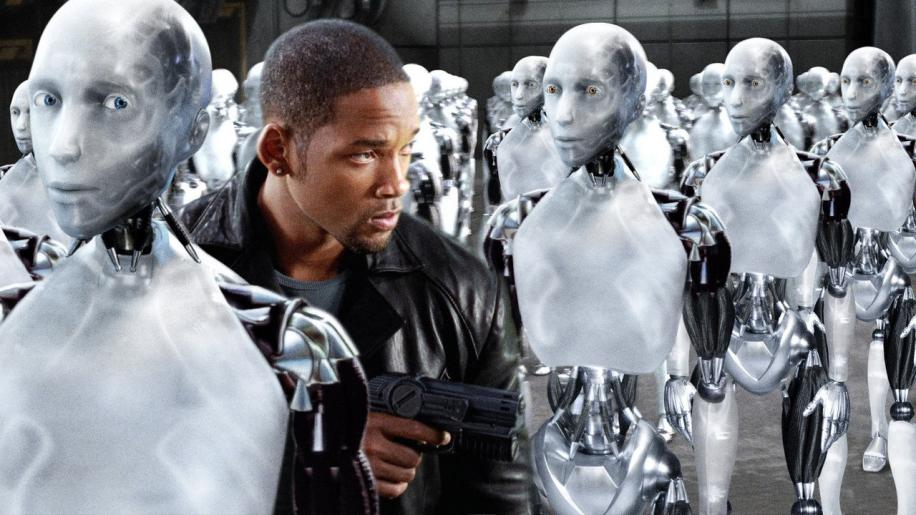 I, Robot DVD Review