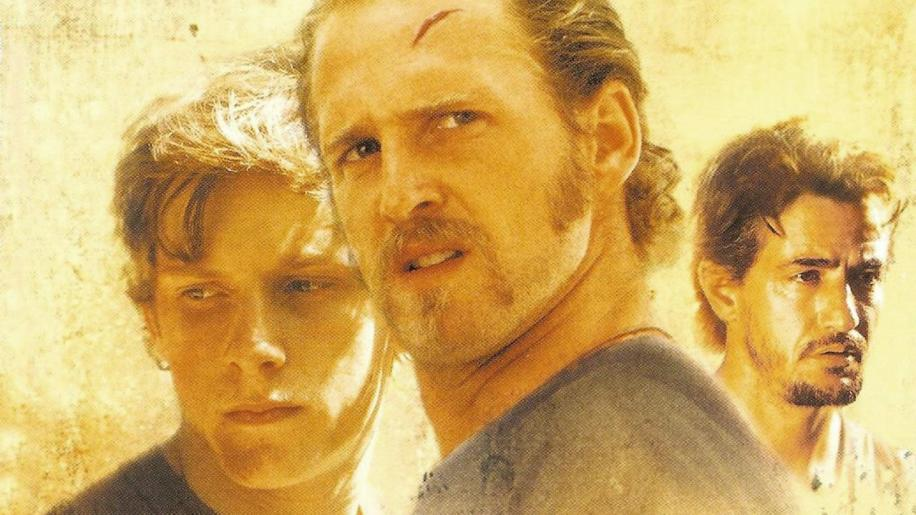 Undertow DVD Review