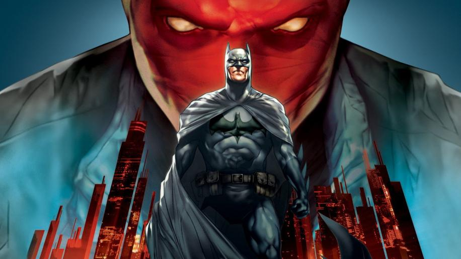 Batman: Under the Red Hood Review