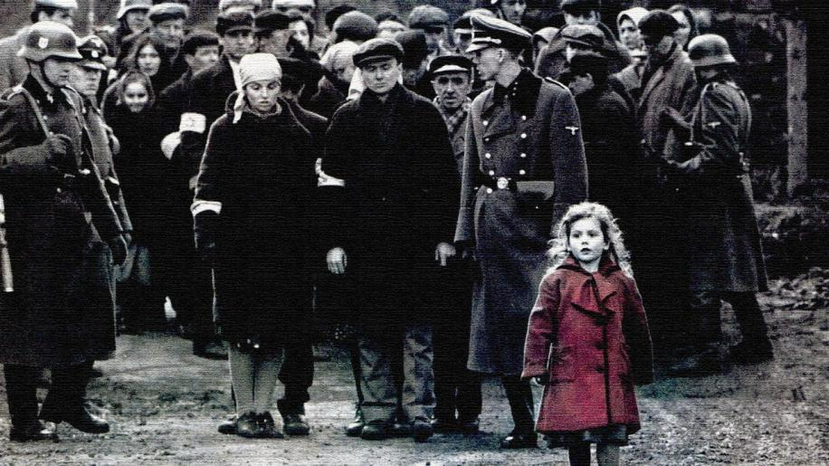 Schindler's List DVD Review