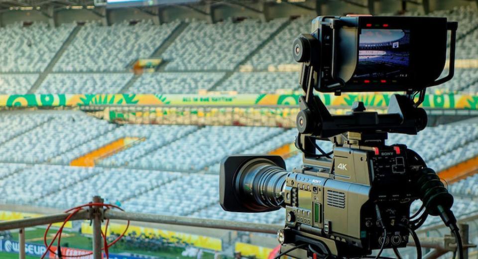 4K broadcasting