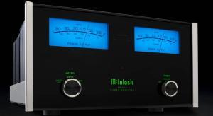 McIntosh MC312: A £10K, 300W Amp Launched
