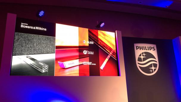 Philips Announce 804 and 854 OLED and 7304, 8804 LCD TVs for 2019