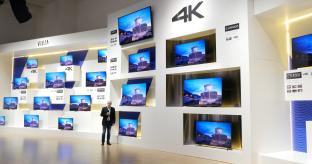 VIDEO: Panasonic 2015 4K Ultra HD UK TVs Launched - in 4K