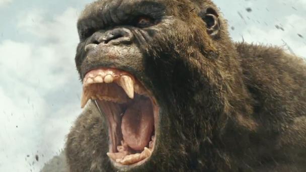 Kong: Skull Island Ultra HD Blu-ray Review