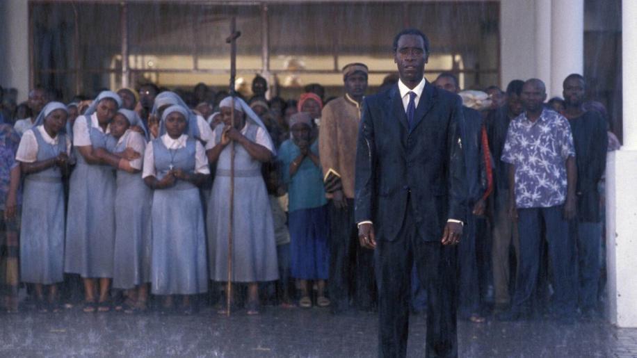 Hotel Rwanda DVD Review