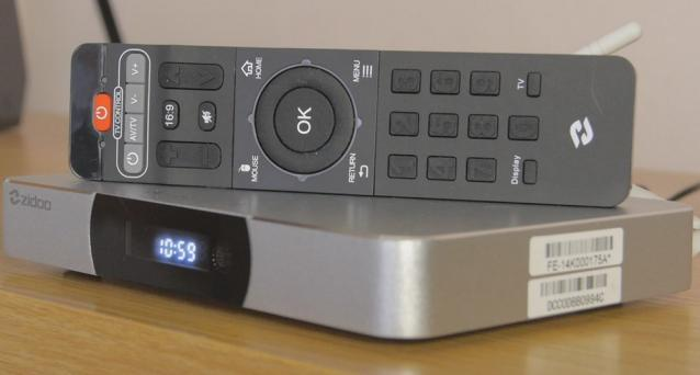 Zidoo X9 Android Media Player Review
