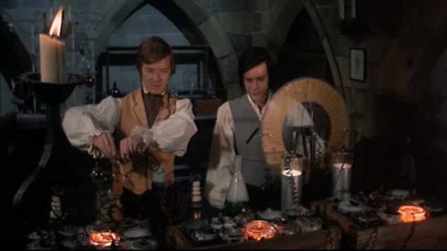 The Horror of Frankenstein Review