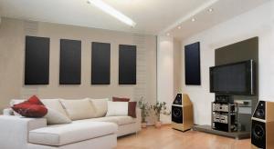 What can help tame booming bass / resonance in a home cinema setup?