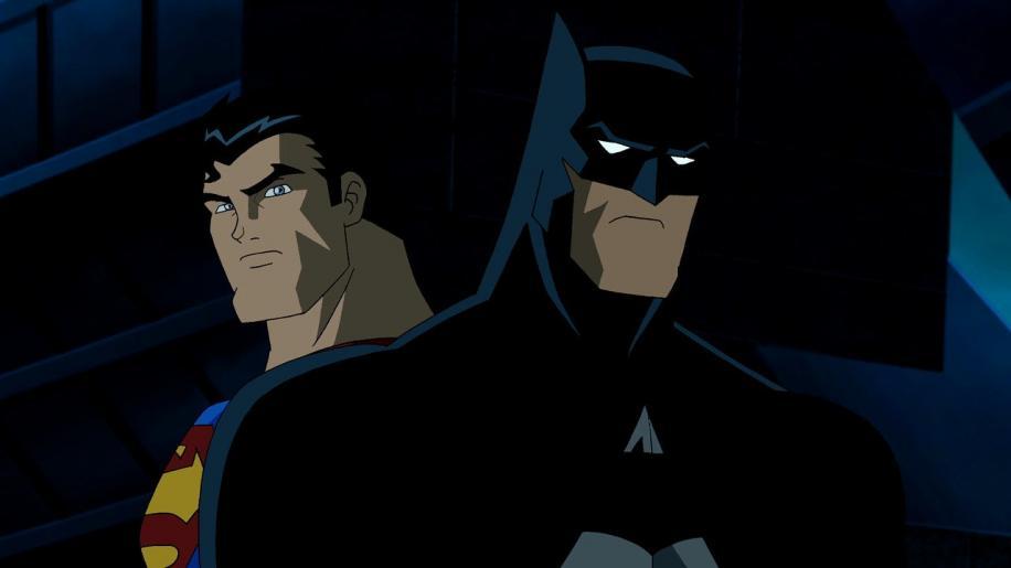 Superman/Batman: Public Enemies Review