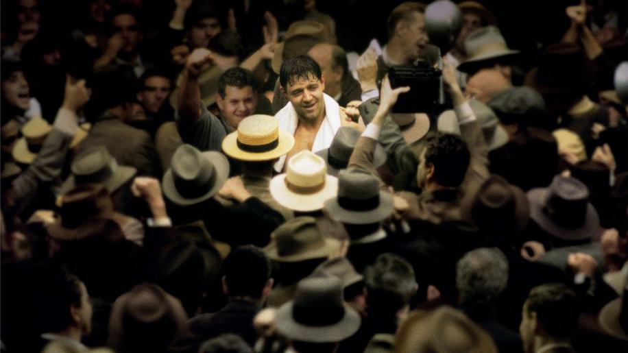 Cinderella Man DVD Review
