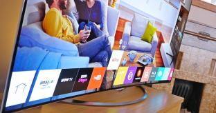 LG 65EC970V (EC970V) Ultra HD 4K OLED TV Review