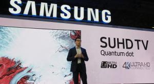 Samsung pushes home the Quantum Dot 'advantage' at IFA