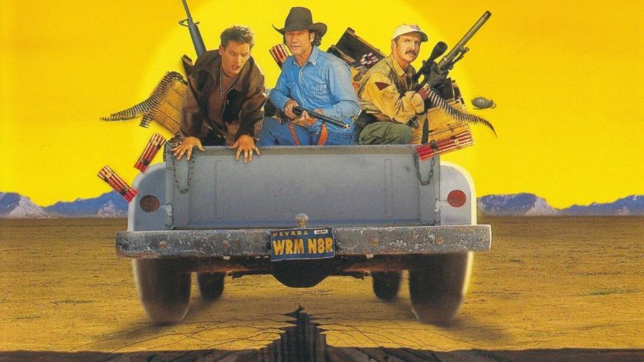 Tremors Attack Pack DVD Review