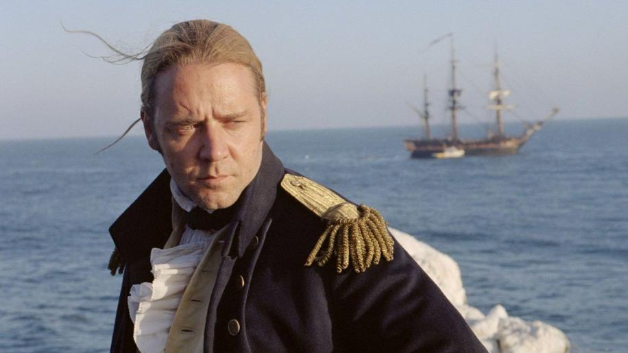Master And Commander: The Far Side Of The World DVD Review