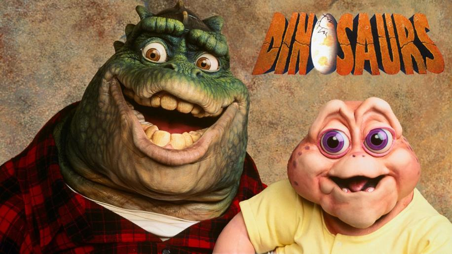 Dinosaurs, The Complete First And Second Seasons DVD Review