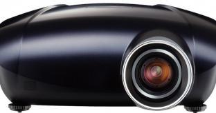 Mitsubishi HC6800 LCD Projector Review