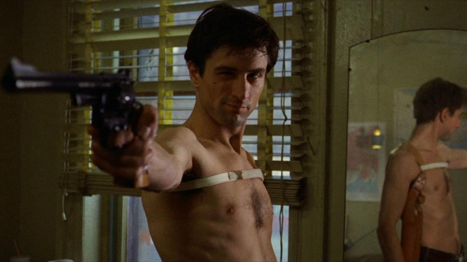 Taxi Driver DVD Review