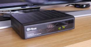 VBox Home TV Gateway (XTi 3340) PVR Review