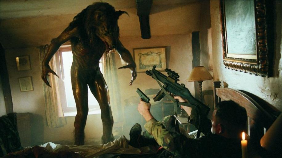 Dog Soldiers DVD Review