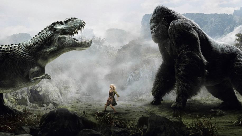 King Kong DVD Review
